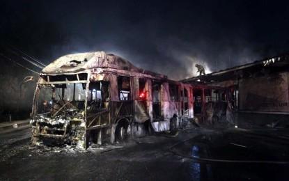 quema-metrobus