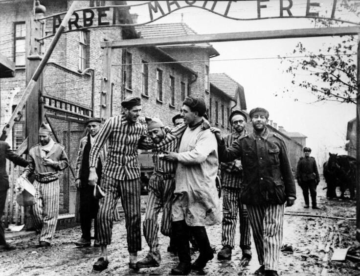 auschwitz-liberacion