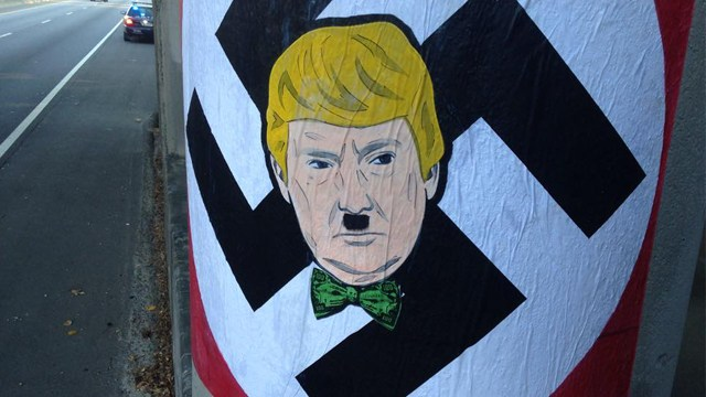 nazi-trump