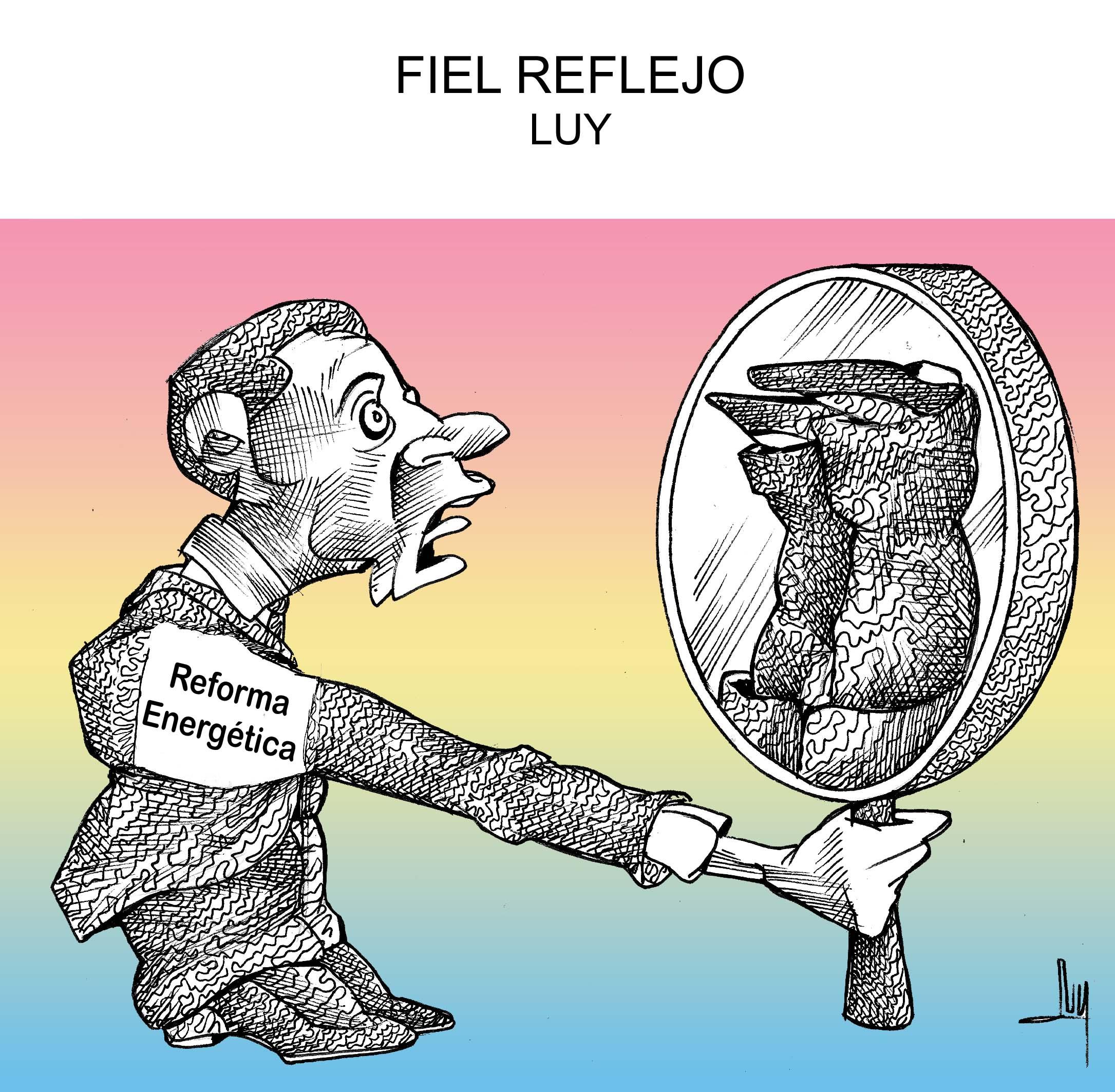 fiel-reflejo