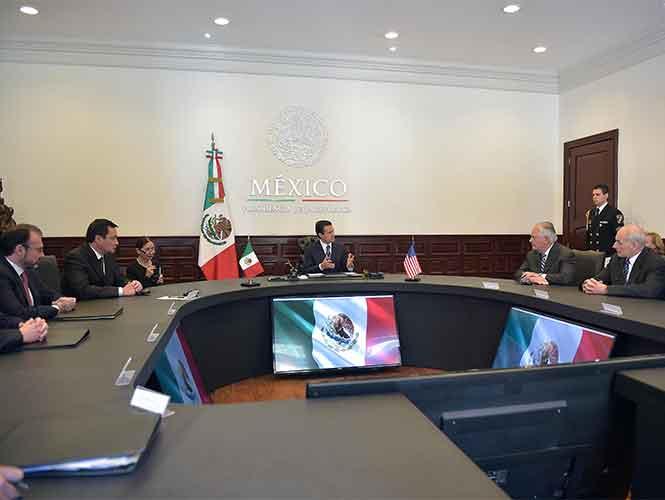 reunion-tillerson-kelly-gabinete-mexico