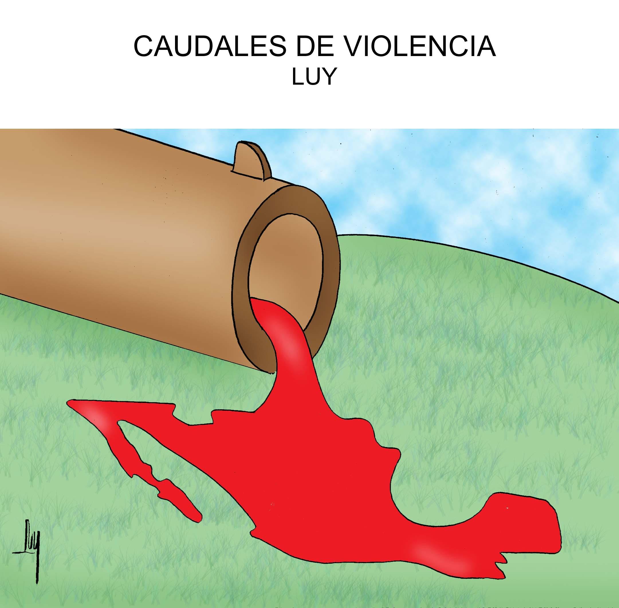 caudales-violencia