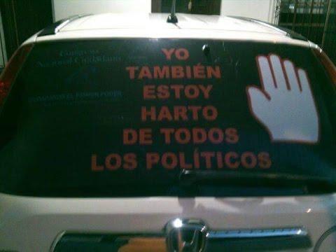 fuera-politicos