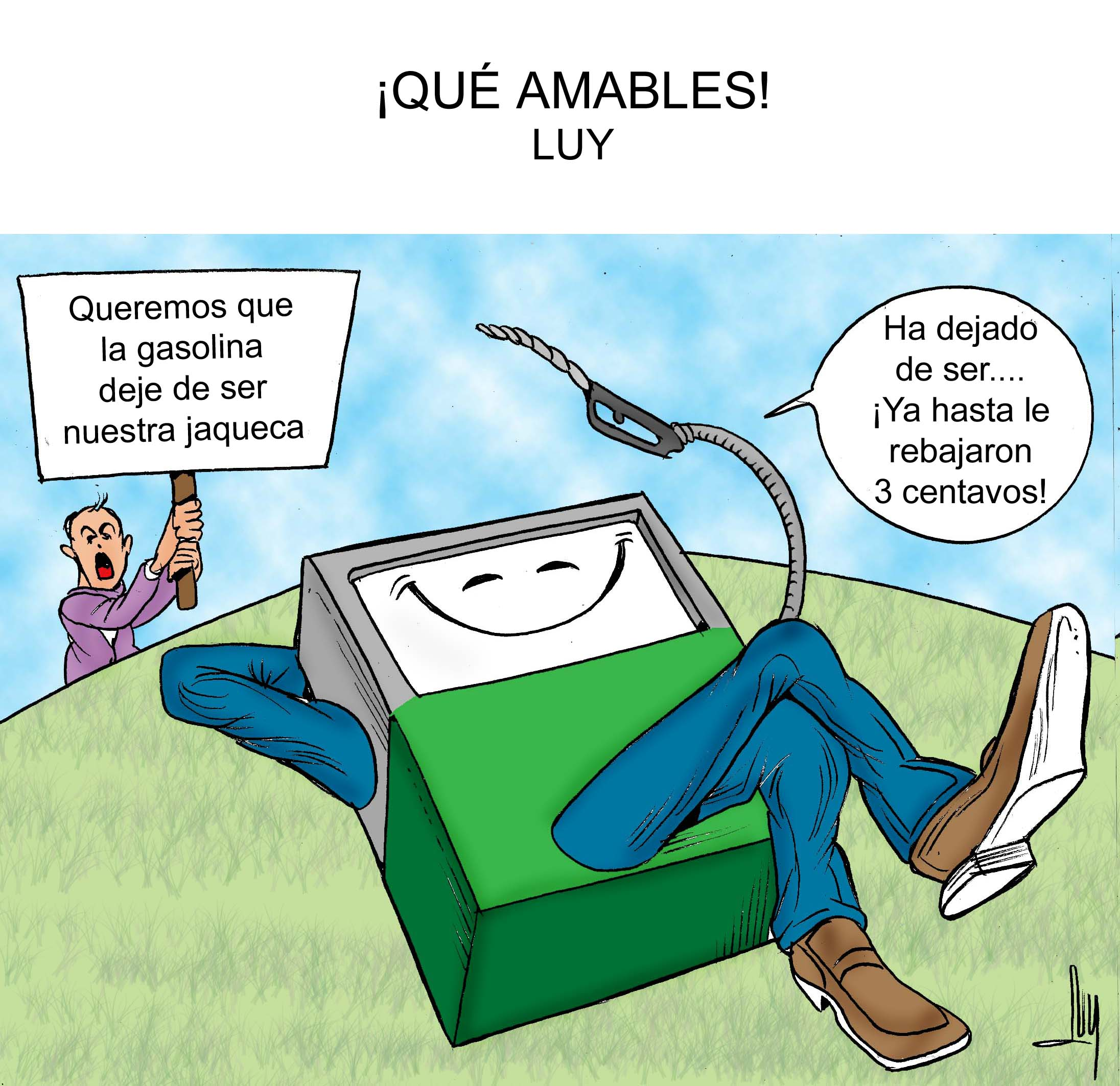 que-amables
