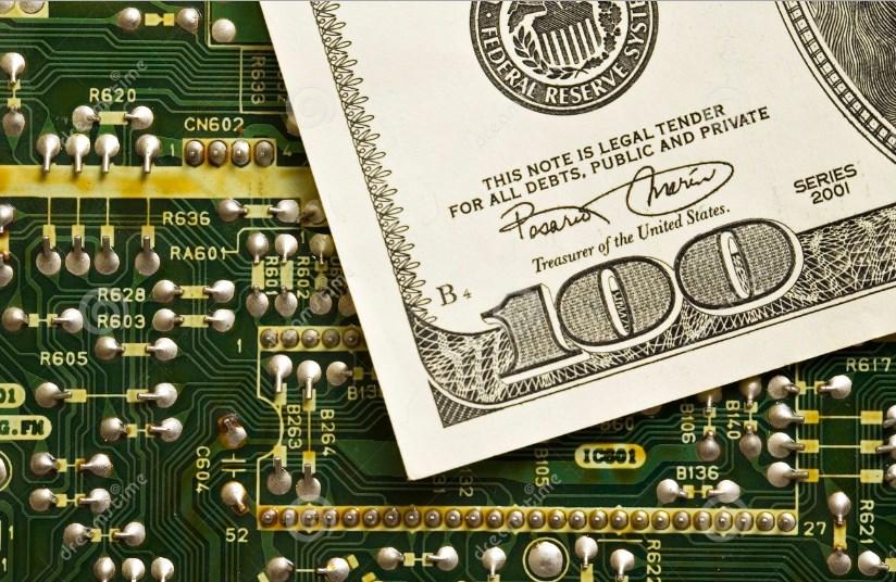 dinero-tecnologia