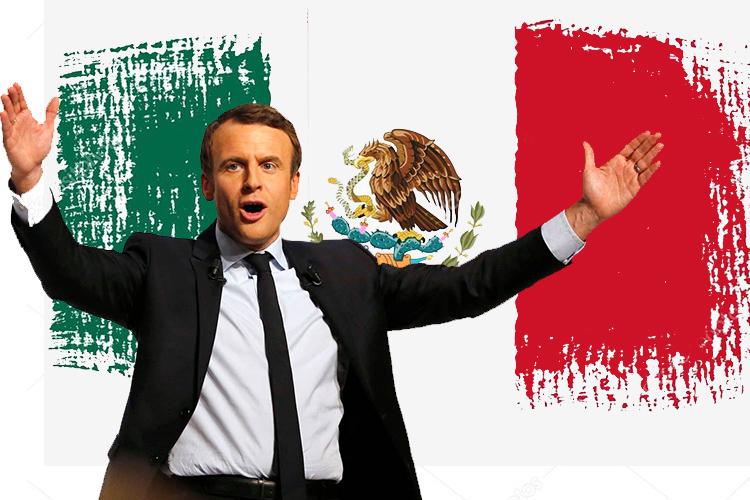 macron-mexicano