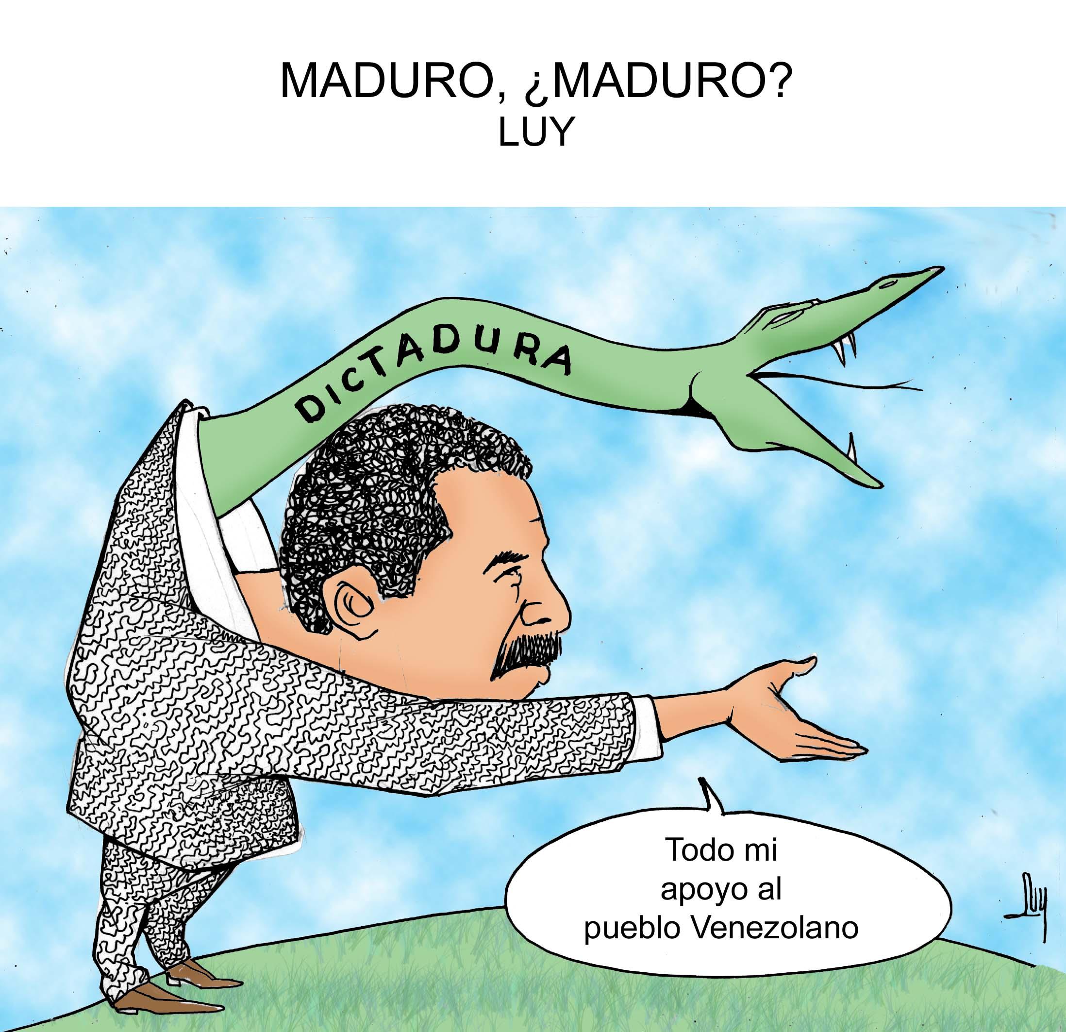 maduro-maduro