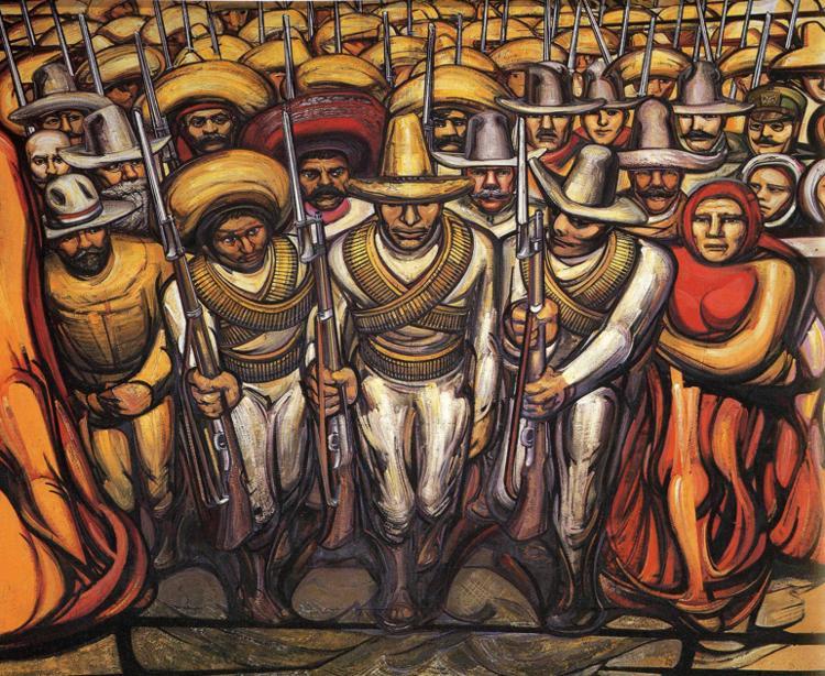 david-alfaro-siqueiros-revolucion