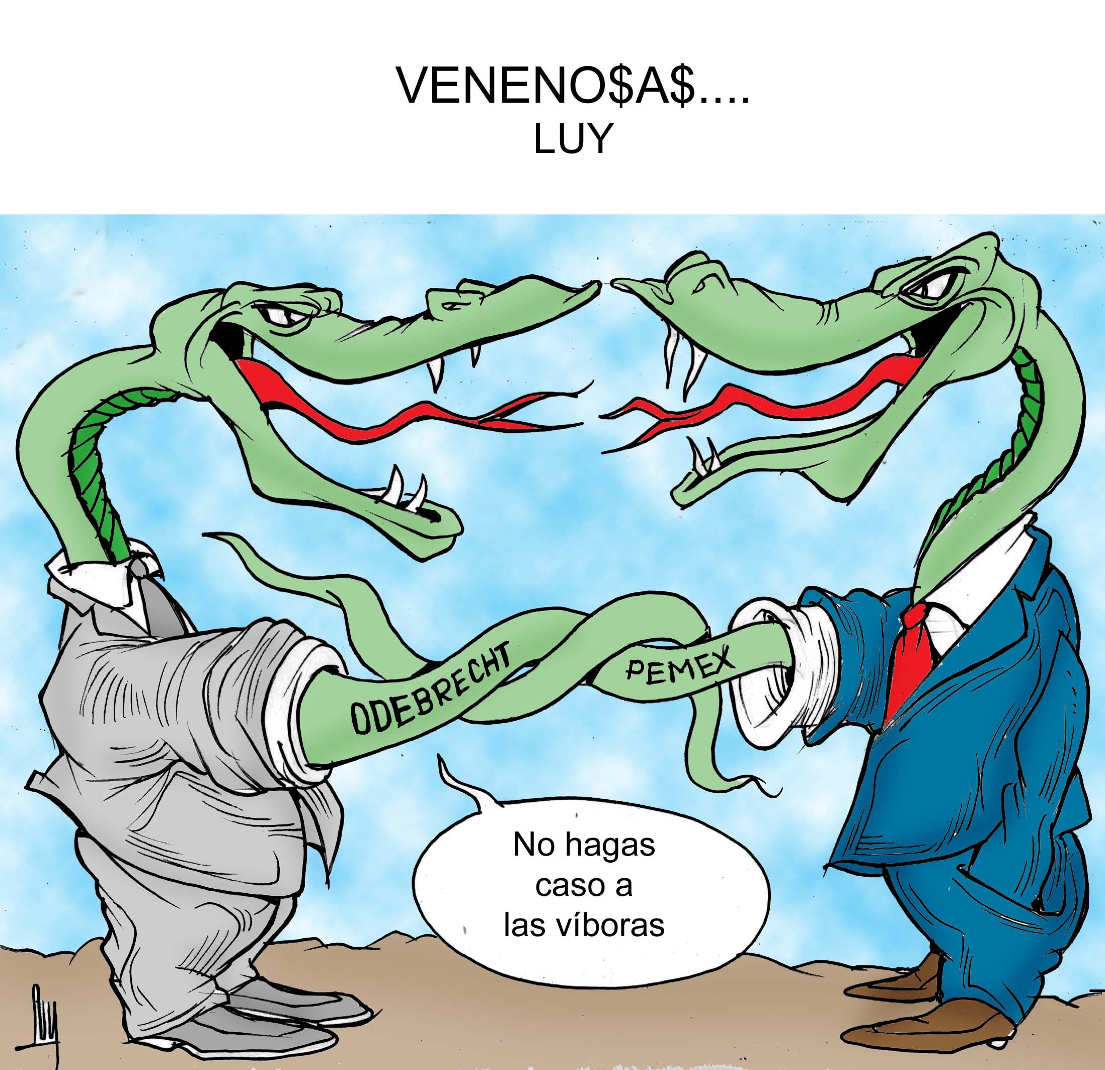 venenosas