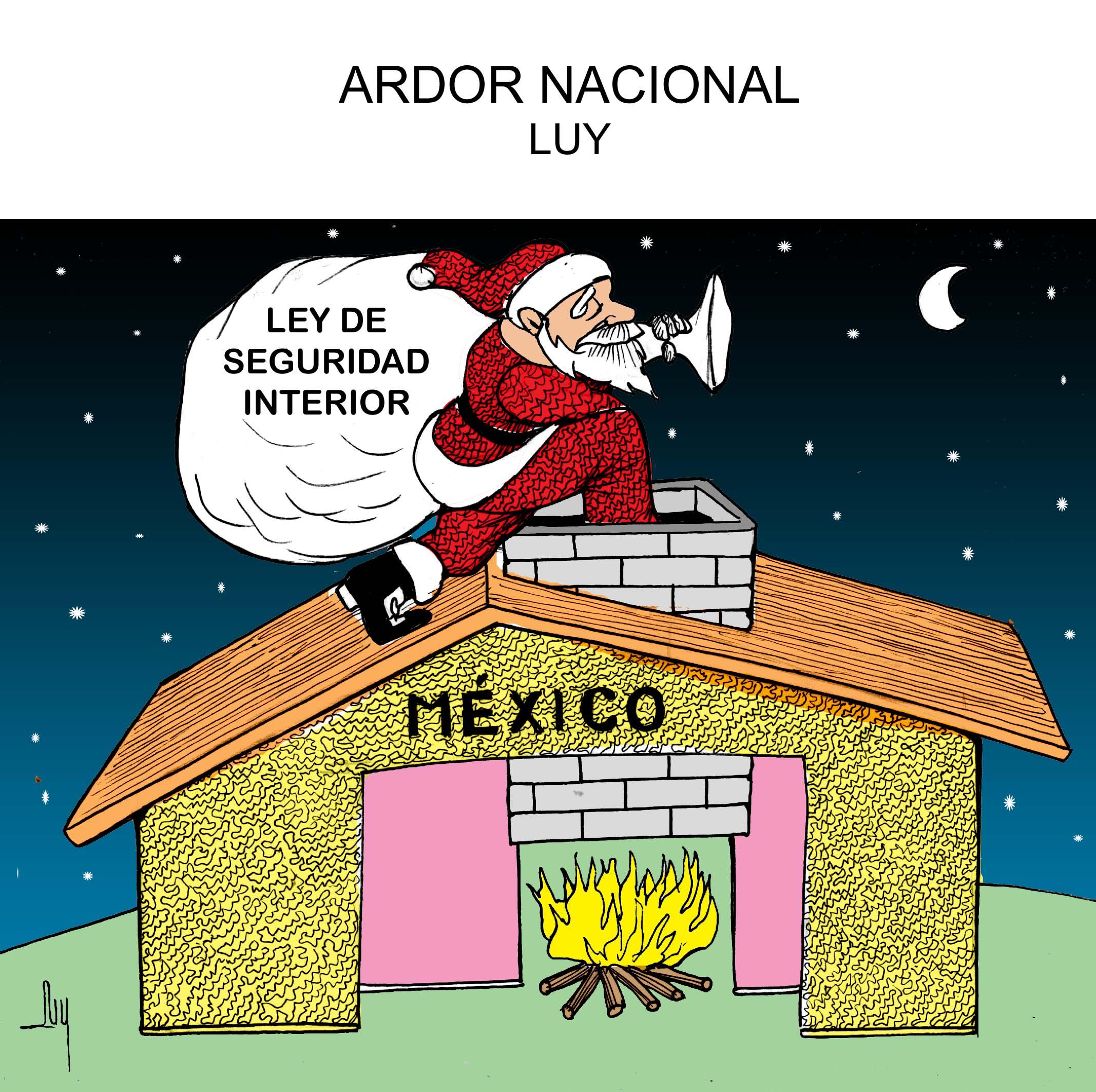 ardor-nacional