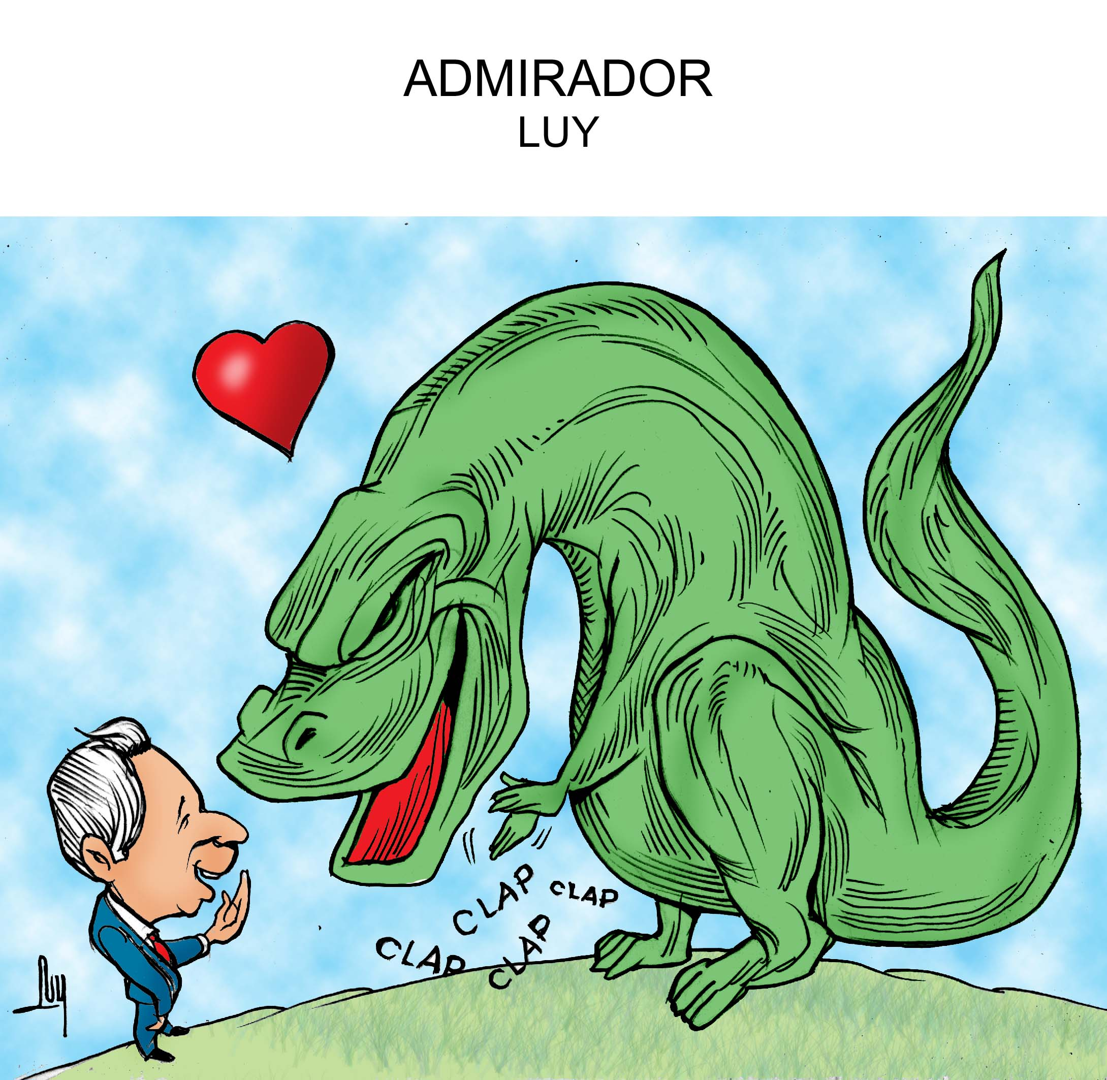admirador