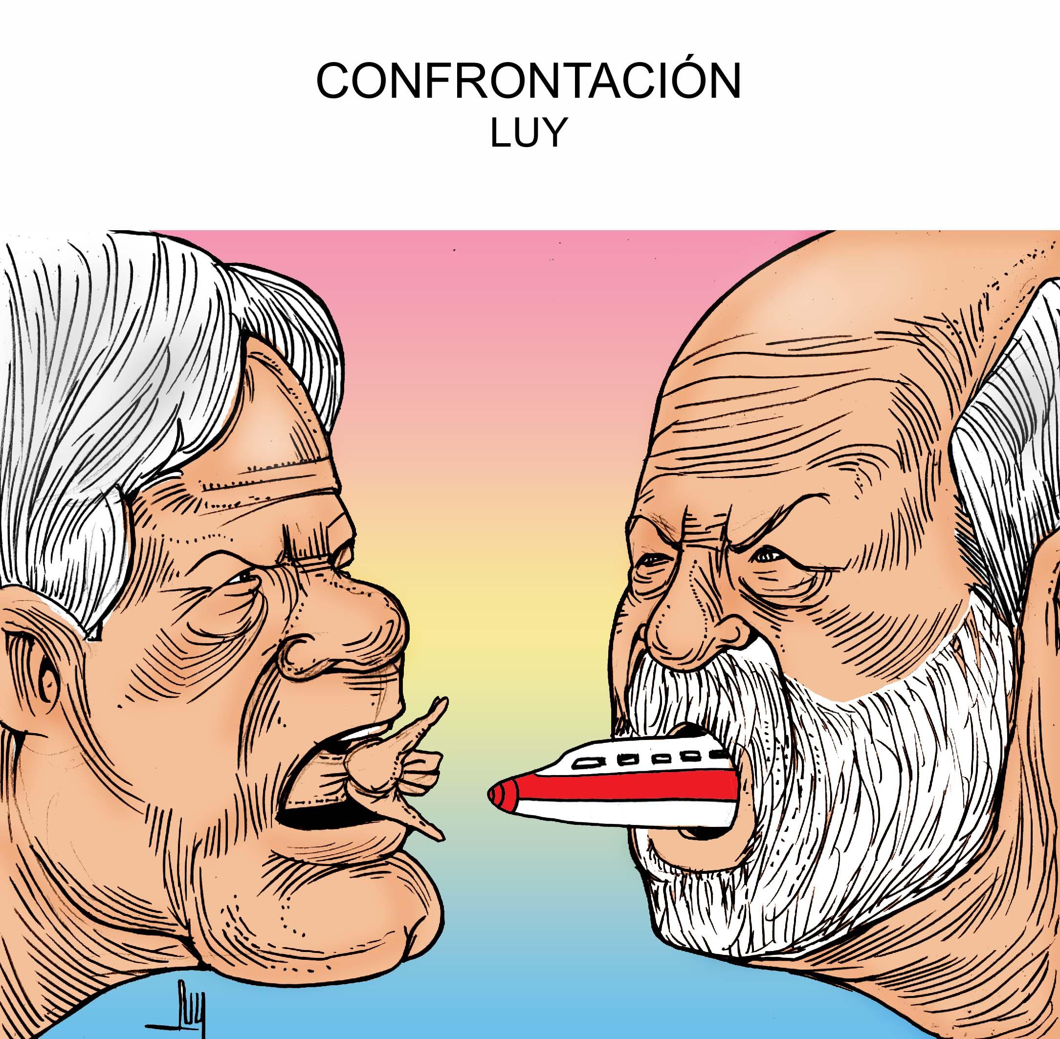 confrontacion