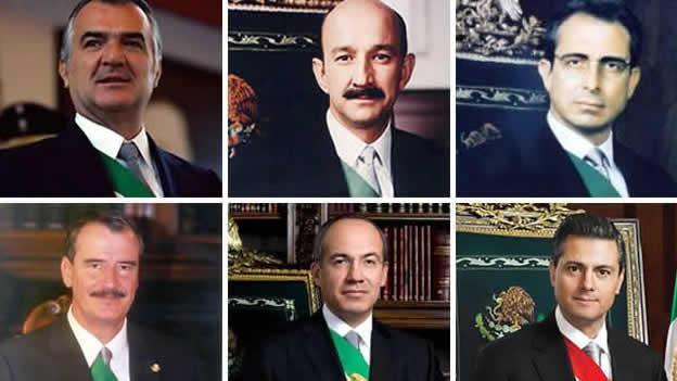 expresidentes-mexico