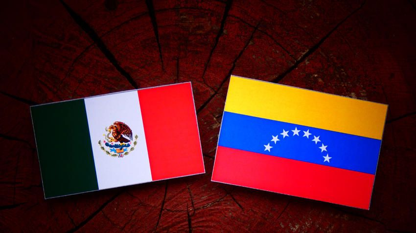 mexico-venezuela
