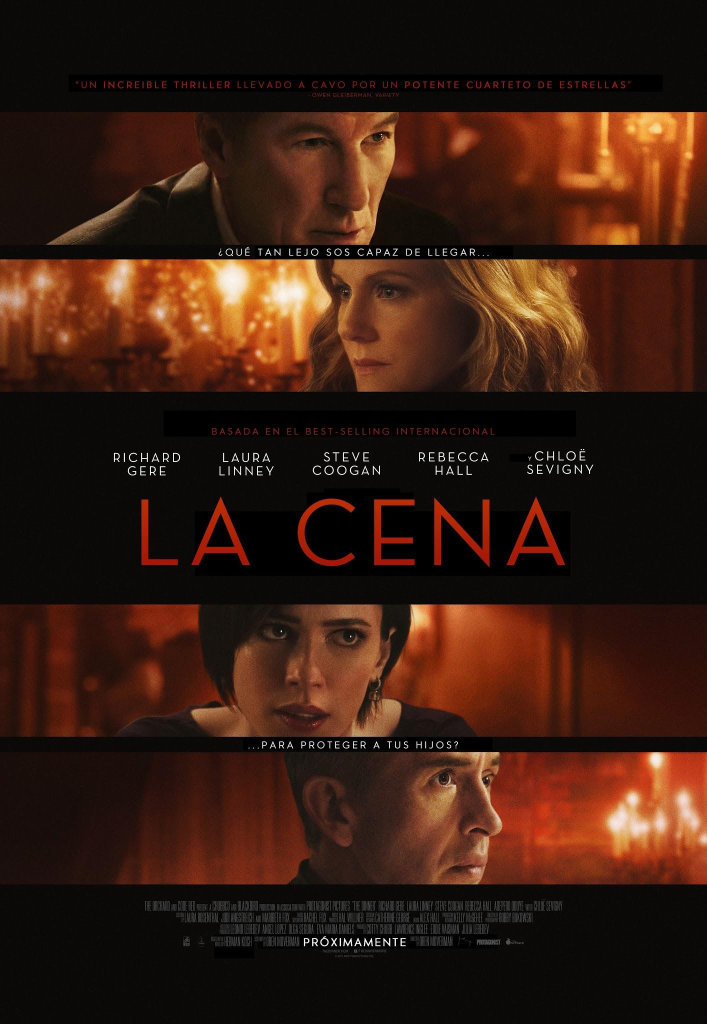 la_cena_poster