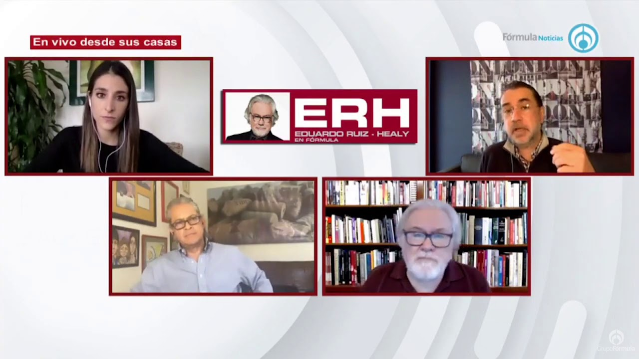 """¿Qué tan informados están las familias sobre el programa """"Aprende en Casa""""? - Eduardo Ruiz-Healy En Fórmula"""