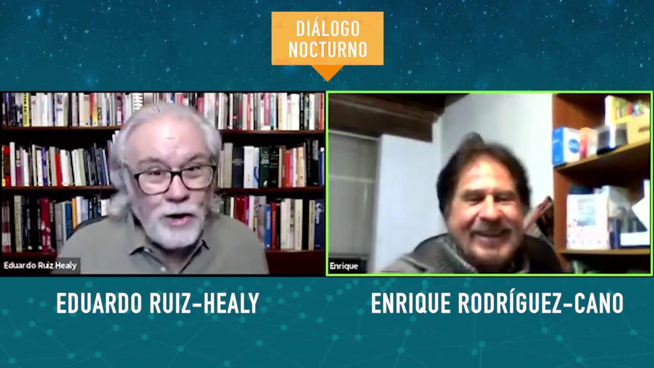 Las memorias y vida de Enrique Rodríguez-Cano - Diálogo Nocturno