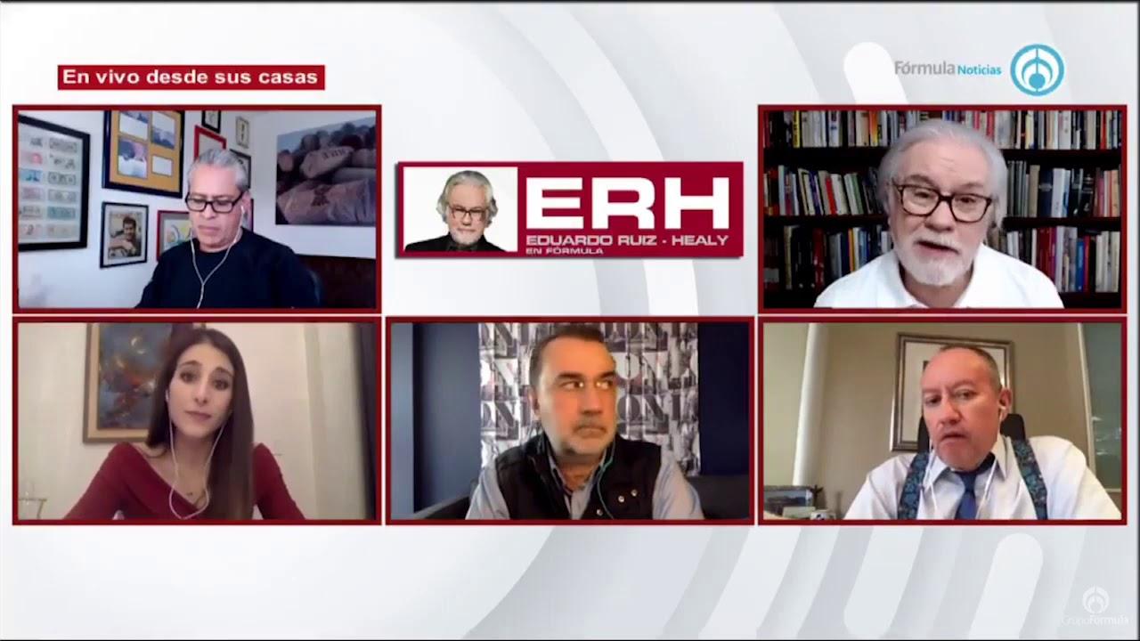 Trump amenaza con no aceptar los resultados de la elección - Eduardo Ruiz-Healy En Fórmula
