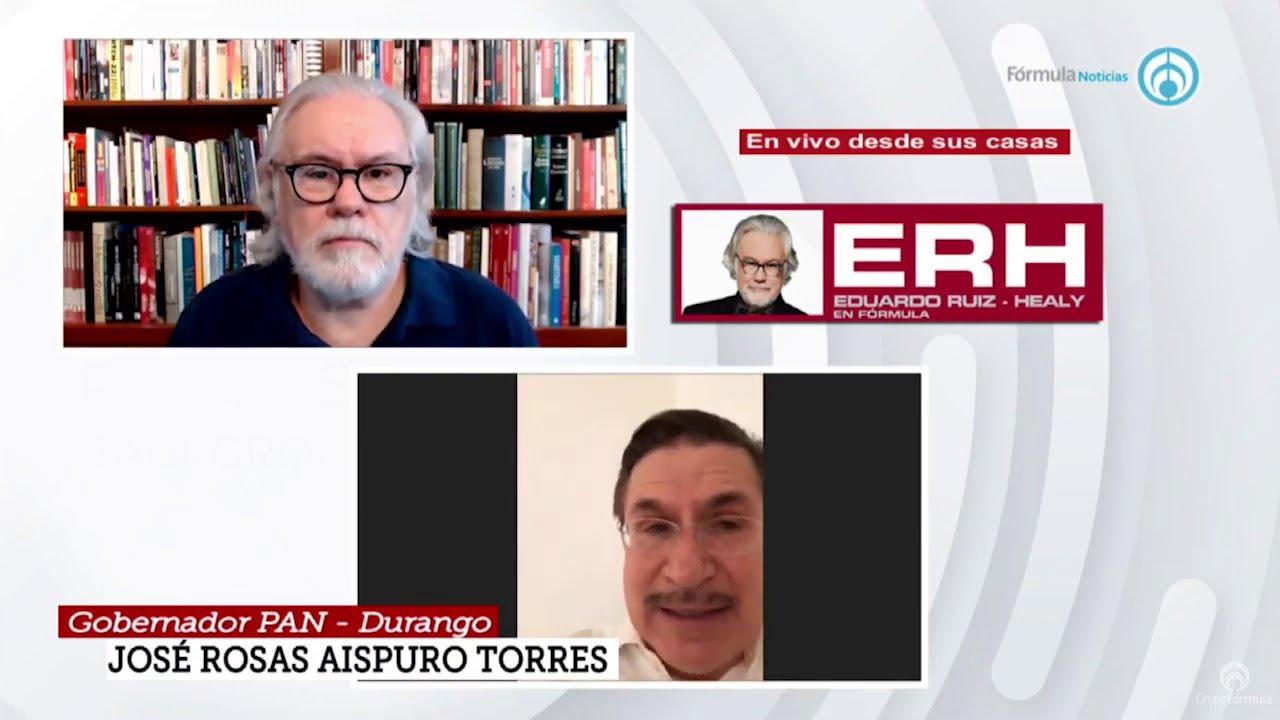 Alianza Federalista busca autonomía - Eduardo Ruiz Healy En Fórmula