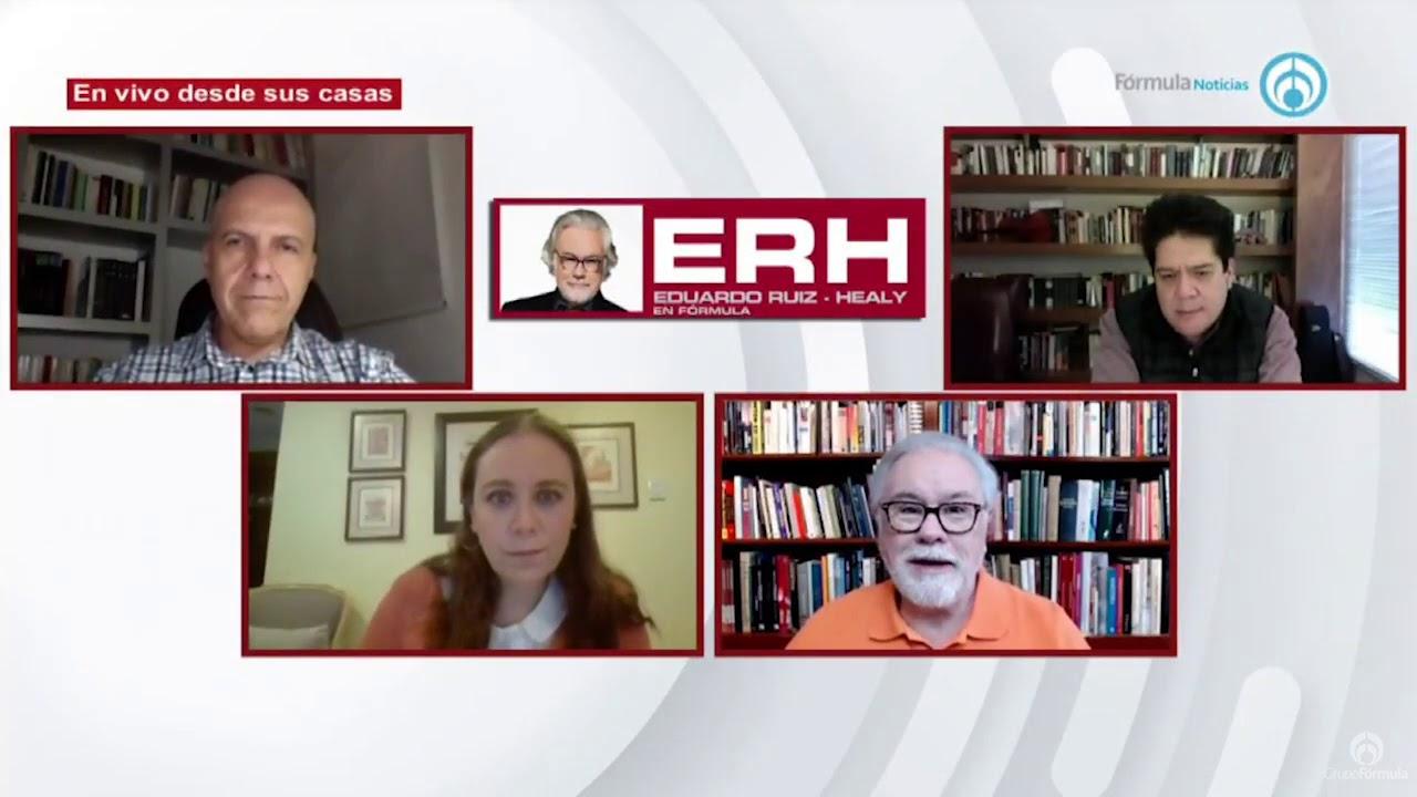 La crítica de AMLO a los medios de comunicación - Eduardo Ruiz-Healy En Fórmula