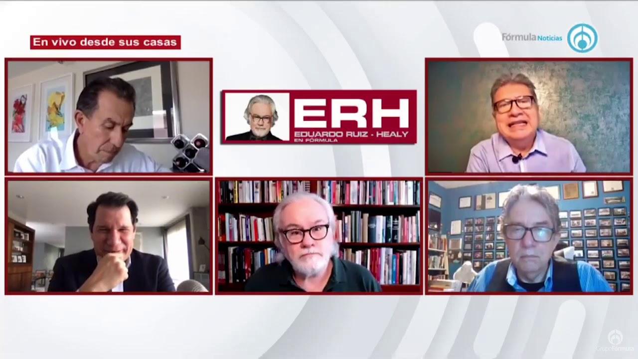 """Titular de economía dice que ya se gastaron los """"guardaditos"""" - Eduardo Ruiz-Healy En Fórmula"""