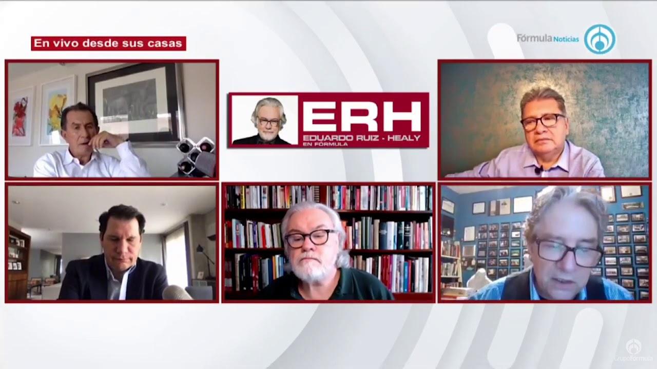 Destruir la corrupción es imposible - Eduardo Ruiz-Healy En Fórmula