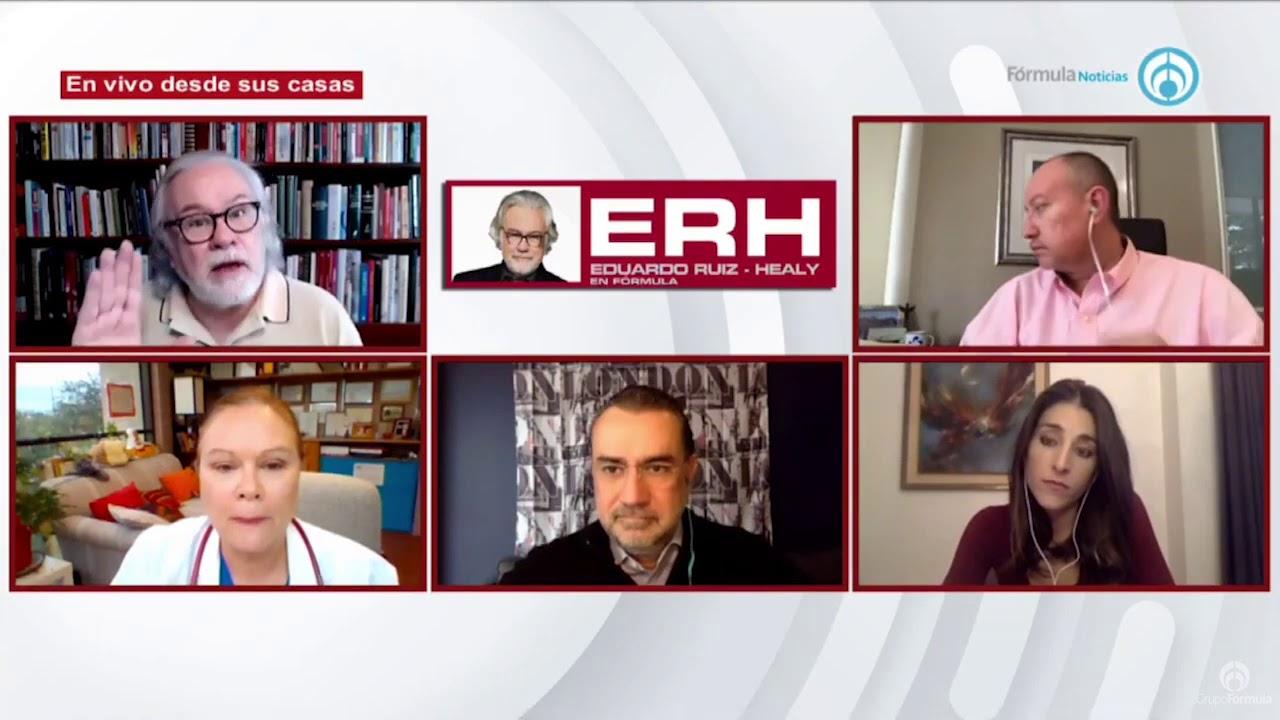 Complicaciones en prueba de vacuna contra COVID-19 - Eduardo Ruiz-Healy En Fórmula