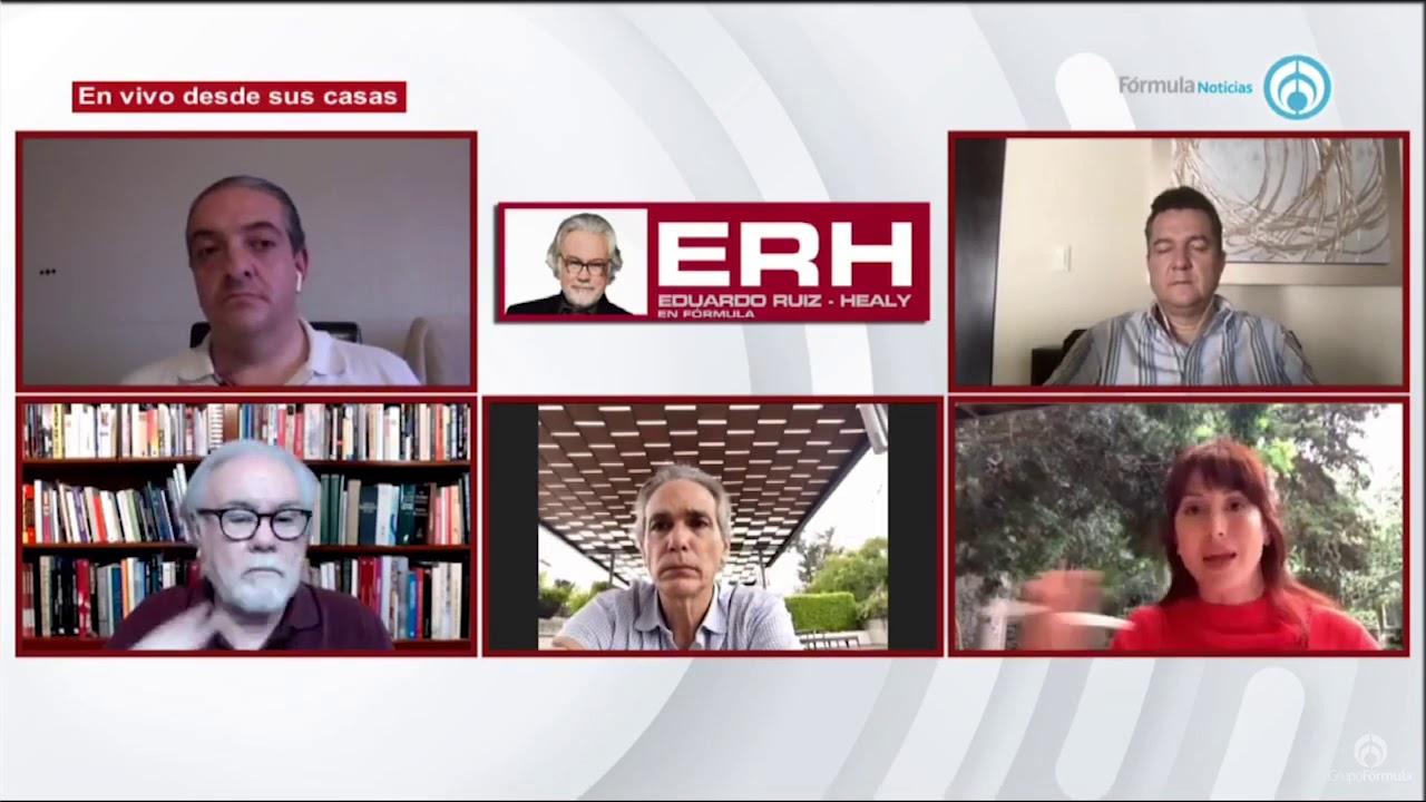 Crece deterioro en la salud mental de jóvenes y niños - Eduardo Ruiz-Healy En Fórmula