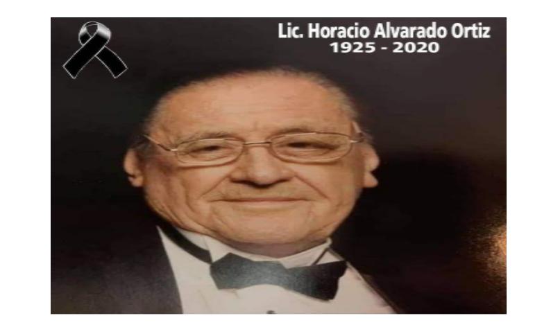 Horacio Alvarado Ortiz