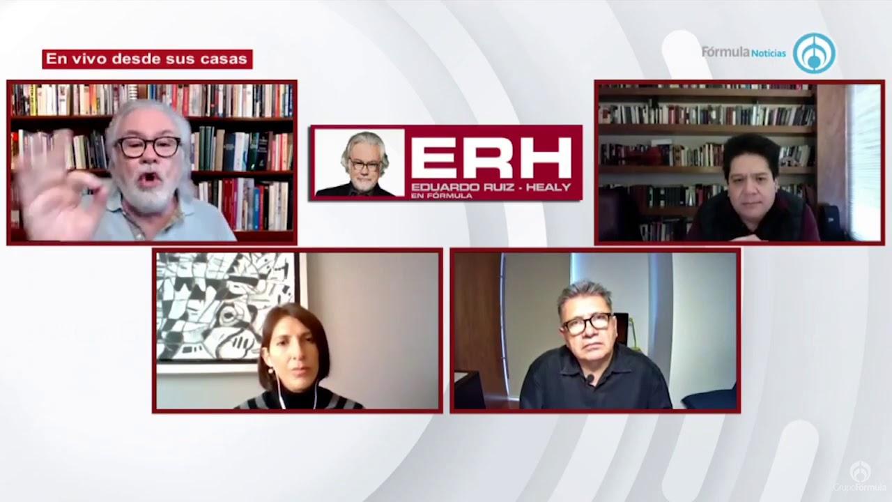¿Y de qué acusa AMLO a los expresidentes? - Eduardo Ruiz-Healy En Fórmula