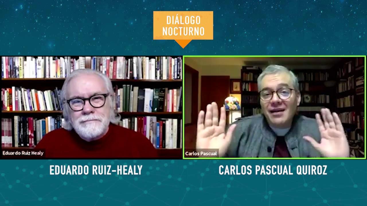¿Cómo ve a México un escritor de novelas históricas? - Diálogo Nocturno
