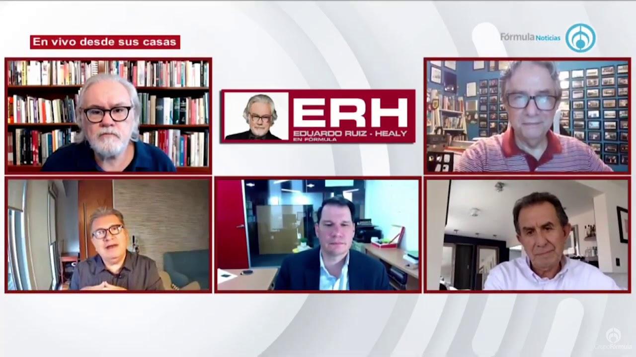 Alianza Federalista perfila como el contrapeso de AMLO más articulado - Eduardo Ruiz-Healy En Fórmula