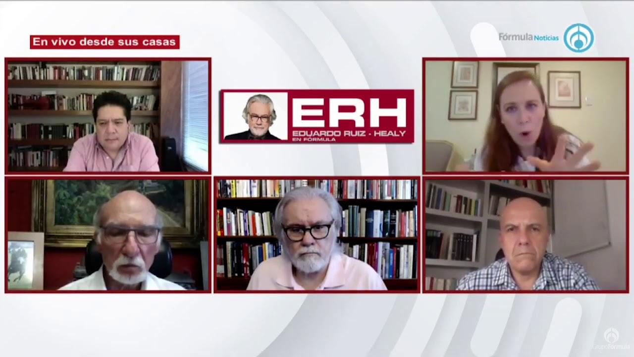 El Estado reconoce su responsabilidad en caso Acteal - Eduardo Ruiz-Healy En Fórmula