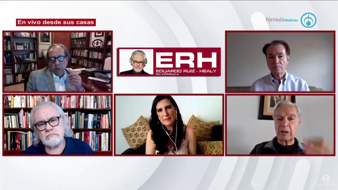 Los impactos negativos para México tras arresto de Cienfuegos - Eduardo Ruiz-Healy En Fórmula