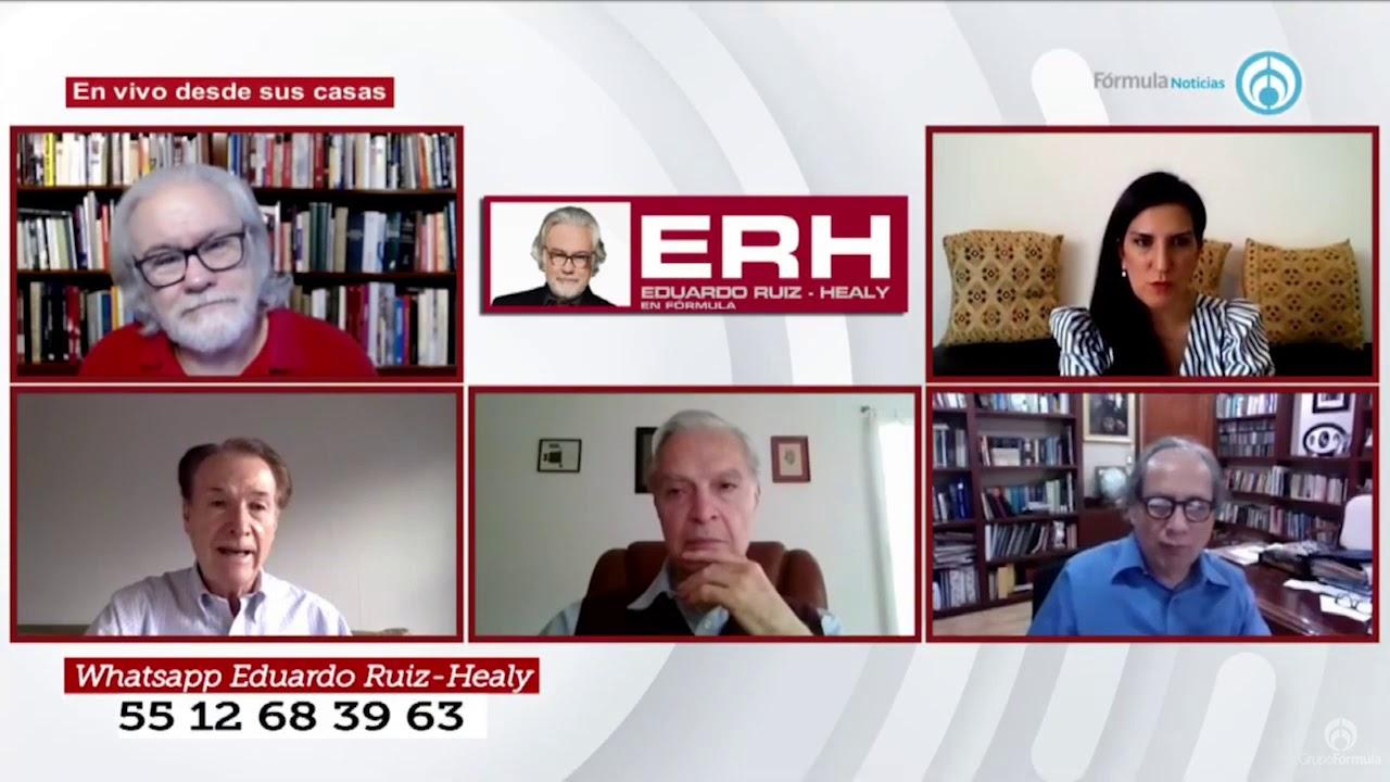 La pandemia cobra fuerza y enfriará la recuperación económica - Eduardo Ruiz-Healy En Fórmula