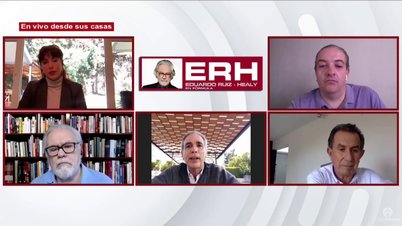 Las observaciones que hace el FMI sobre la economía mexicana - Eduardo Ruiz-Healy En Fórmula
