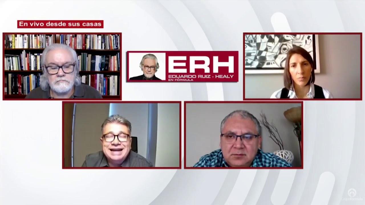 AMLO 'batea' a gobernadores federalistas ¿es posible romper el Pacto Fiscal y el Federal? - Eduardo Ruiz-Healy En Fórmula