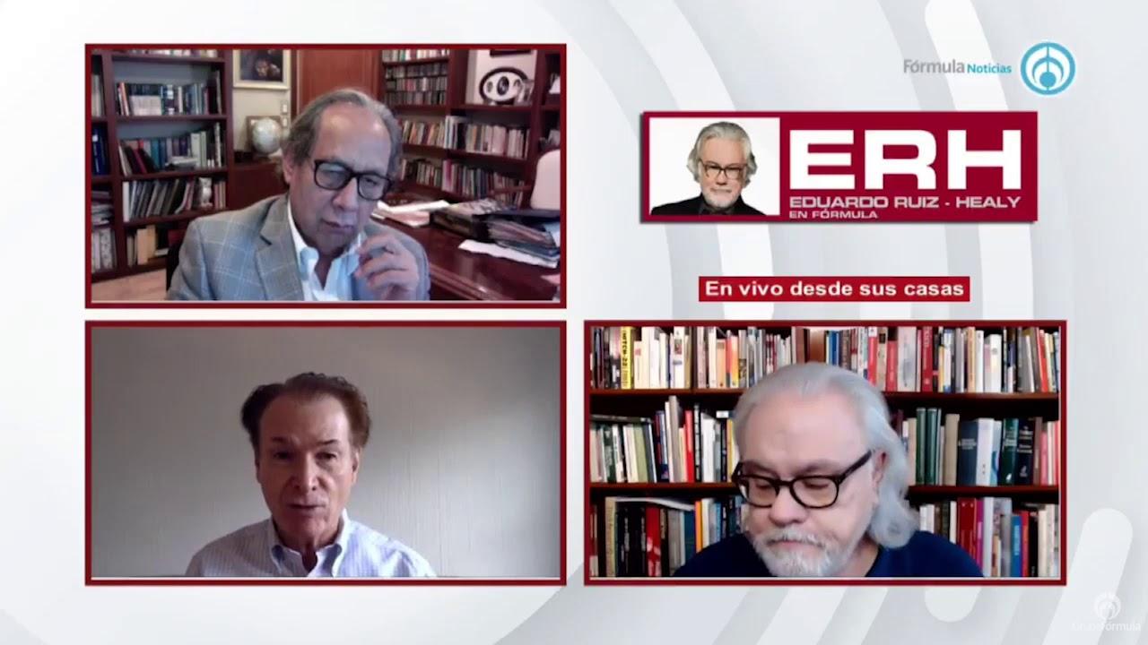 ¡Sorpresa! Cienfuegos y otros no eran investigados en México al ser arrestados en EE.UU. -Eduardo Ruiz-Healy En Fórmula