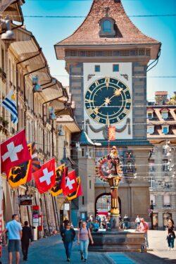 Reloj Berna