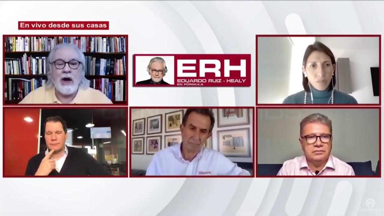 Disculpas al Chapo en la mañanera enfrenta más a AMLO con la DEA y aumenta la crisis del Ejército - Eduardo Ruiz-Healy En Fórmula