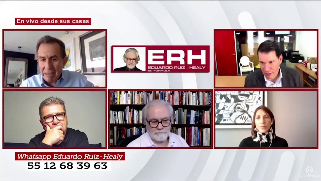La Alianza Federalista y el nuevo pacto fiscal - Eduardo Ruiz Healy En Fórmula