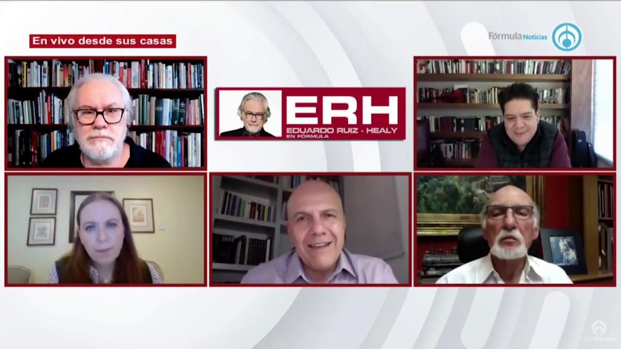 Varios integrantes de gabinete irían por candidaturas - Eduardo Ruiz-Healy En Fómula