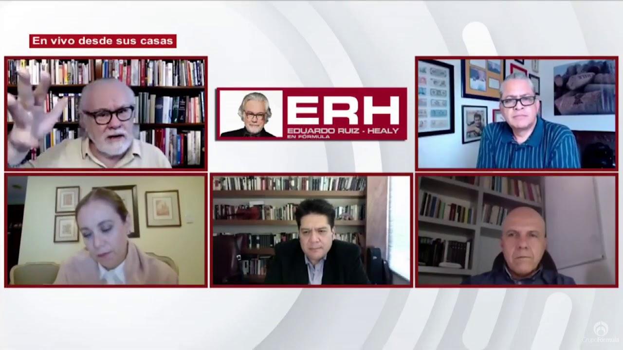 """Resultados del estudio """"Exportando Corrupción 2020"""" de Transparencia Internacional - Eduardo Ruiz-Healy En Fórmula"""