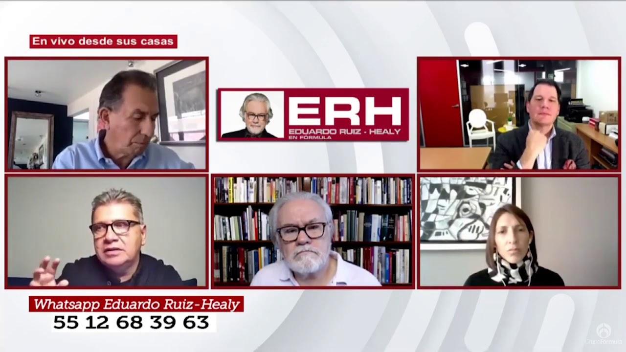 La iniciativa para modificar ley de pensiones - Eduardo Ruiz-Healy En Fórmula