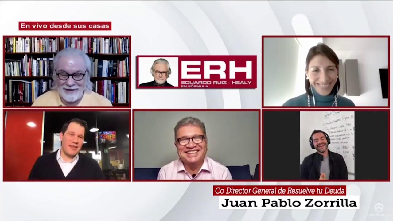 En tiempos de pandemia, Resuelve tu Deuda - Eduardo Ruiz-Healy En Fórmula