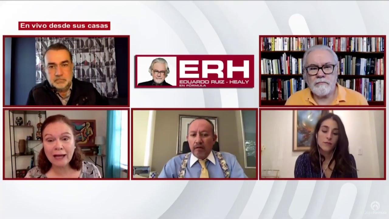El tratamiento contra COVID-19 y la salud de Trump - Eduardo Healy En Fórmula