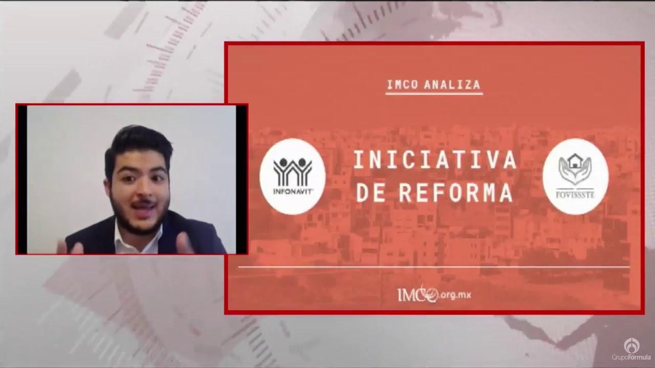 Reformas al Infonavit y al Fovissste con mucha prisa y sin mucho análisis - Eduardo Ruiz-Healy En Fórmula