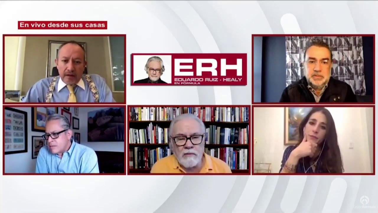 México al borde un ataque de riesgos - Eduardo Ruiz-Healy En Fórmula