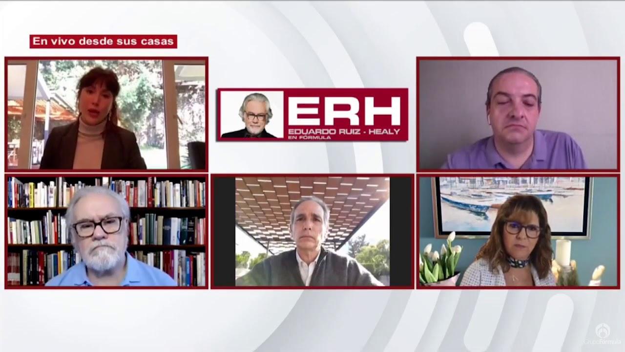Continúa la violencia política de género - Eduardo Ruiz-Healy En Fórmula