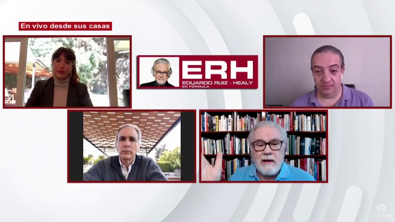 En el Senado, la consulta; los diputados, fideicomisos - Eduardo Ruiz-Healy En Fórmula